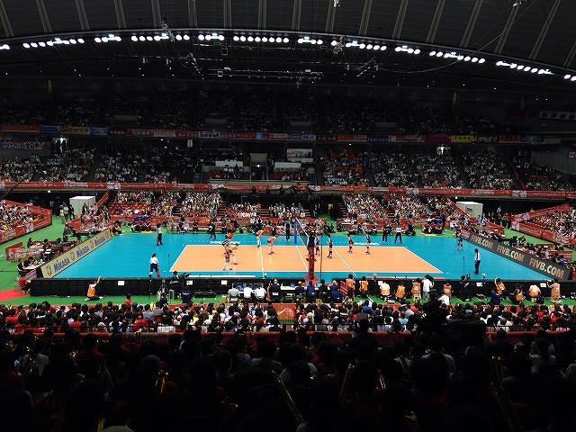 リオデジャネイロオリンピック最終予選:バレーボール