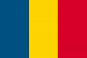 ルーマニアの国旗