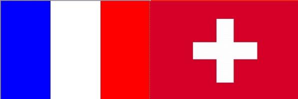 フランスVSスイス:ユーロ2016グループリーグA組