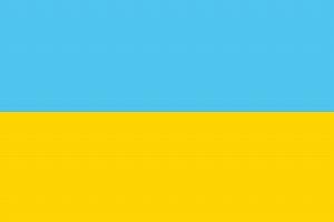 ウクライナの国旗
