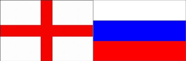 イングランド対ロシア:ユーロ2016グループリーグB