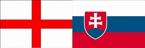 イングランド対スロバキア:ユーロ2016グループリーグB組
