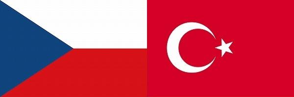 チェコVSトルコ:EURO2016グループリーグD組欧州選手権