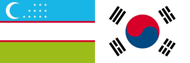 ウズベキスタンVS韓国:アジア最終予選:ロシアW杯
