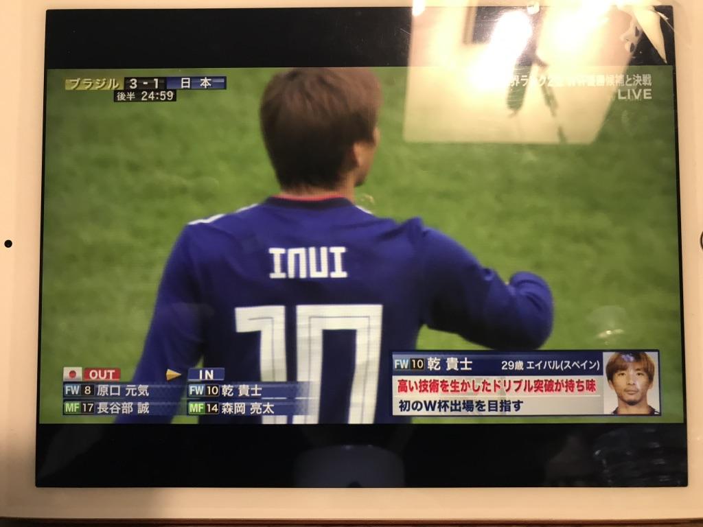 乾貴士:日本の10番