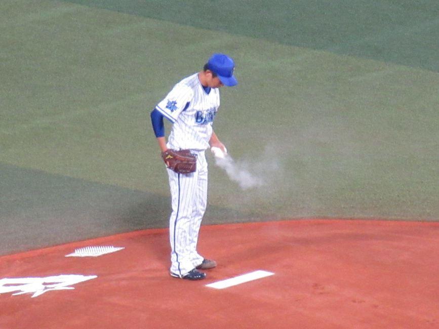 今永昇太投手・横浜DeNAベイスターズ