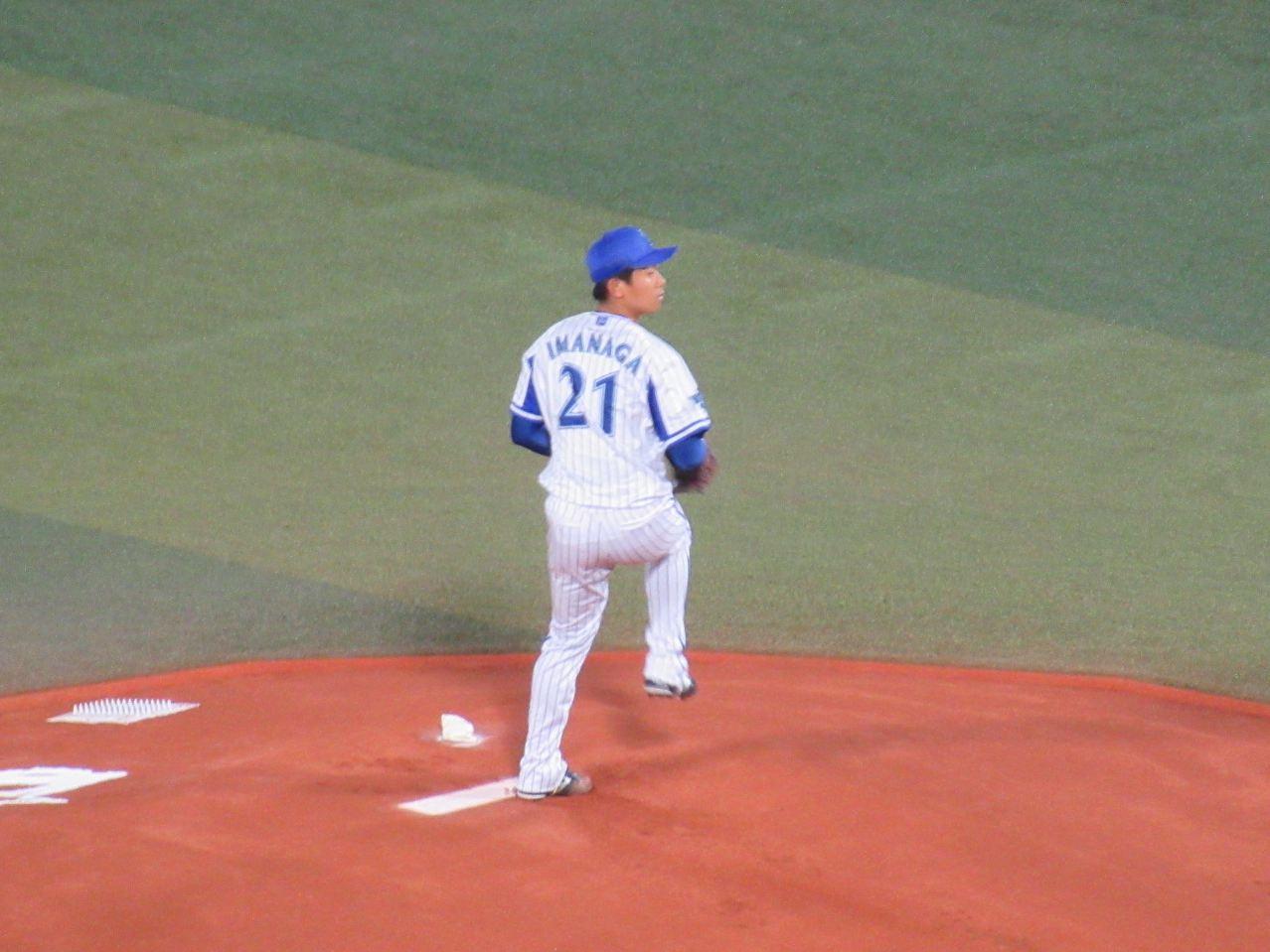 今永昇太・横浜DeNAベイスターズ