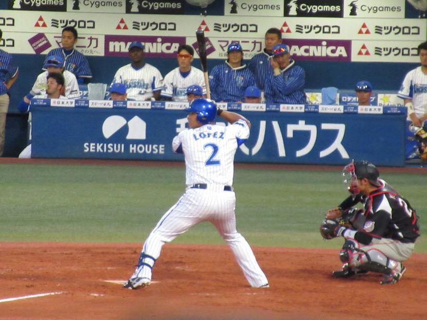 ロペス:横浜DeNAベイスターズ