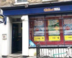 ウィリアムヒル3:ロンドン実店舗
