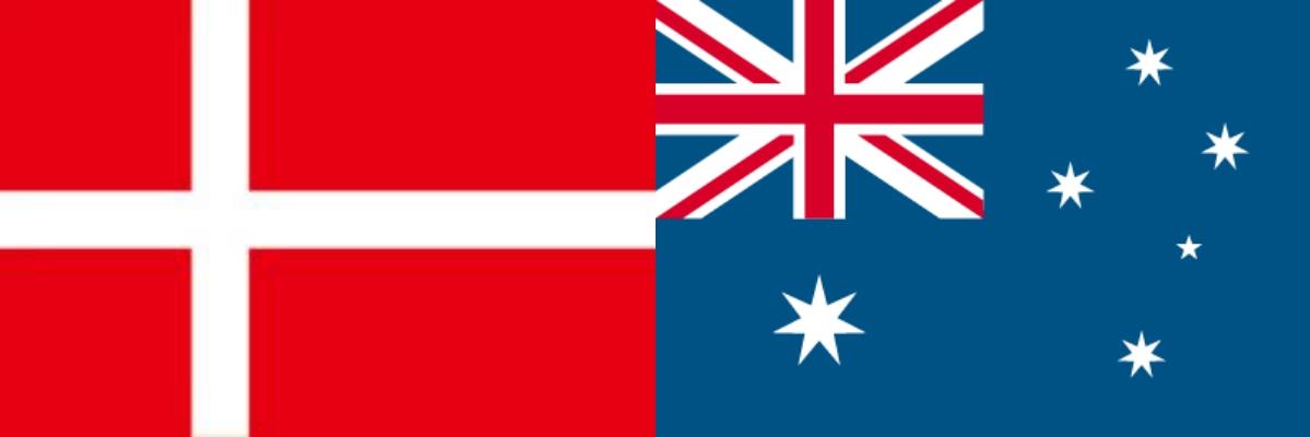 デンマークVSオーストラリア:ロシアW杯グループリーグC組