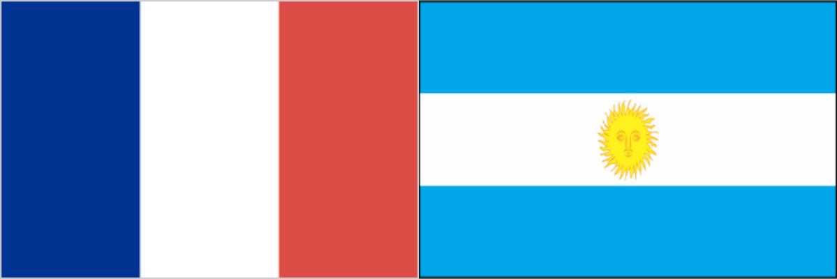 フランスVSアルゼンチン:ロシアW杯決勝トーナメント1回戦
