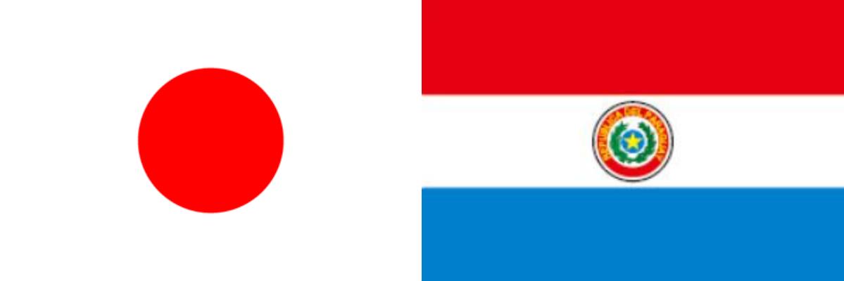日本VSパラグアイ
