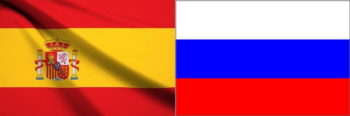 スペインVSロシア:ロシアW杯決勝トーナメント1回戦