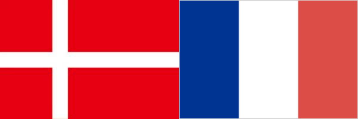 デンマークVSフランス:ロシアW杯グループリーグC組