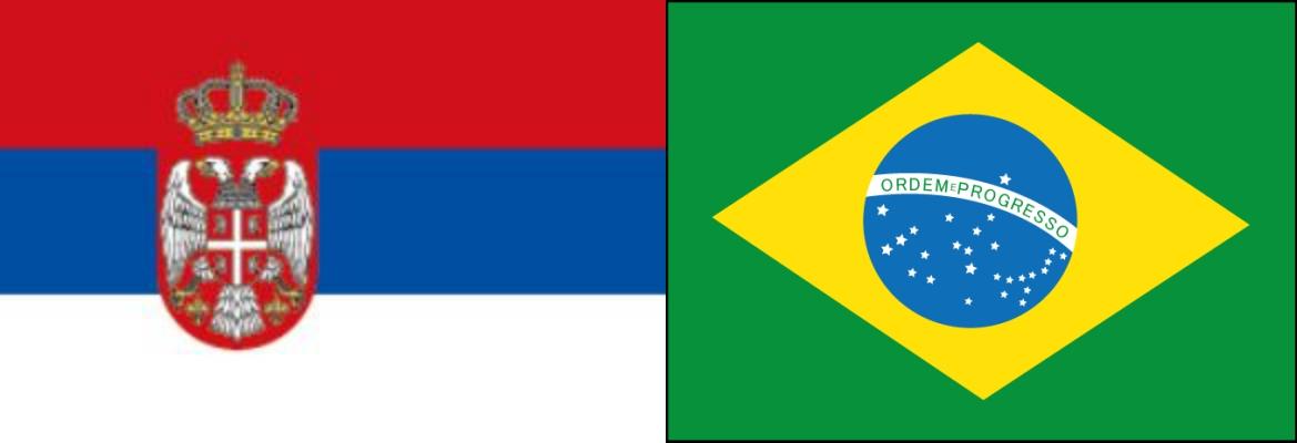 セルビアVSブラジル:ロシアW杯グループリーグE組