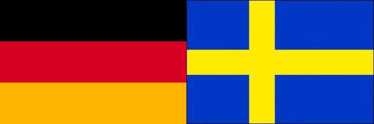 ドイツVSスウェーデン:ロシアW杯グループリーグF組