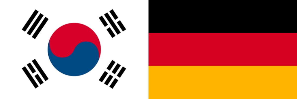 韓国VSドイツ:ロシアW杯グループリーグF組