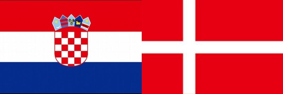 クロアチアVSデンマーク:ロシアW杯決勝トーナメント1回戦