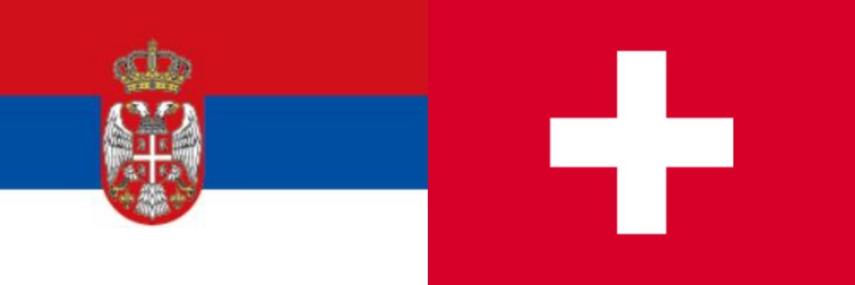 セルビアVSスイス:ロシアW杯グループリーグE組