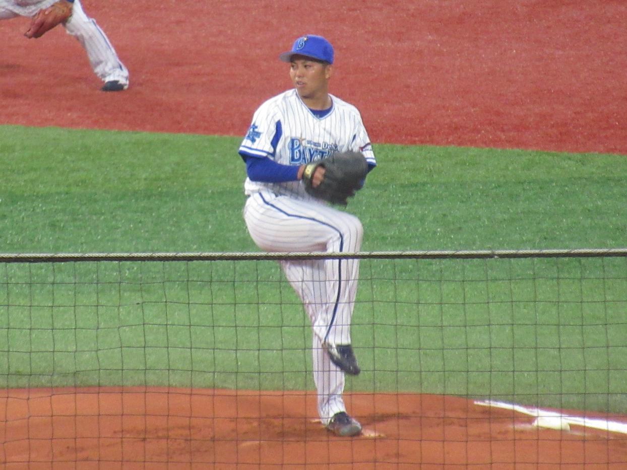 横浜DeNAベイスターズ:2017ドラフト1位:東