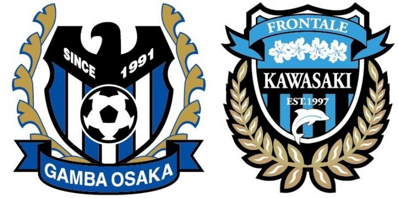 ガンバ大阪VS川崎フロンターレ:Jリーグ第25節