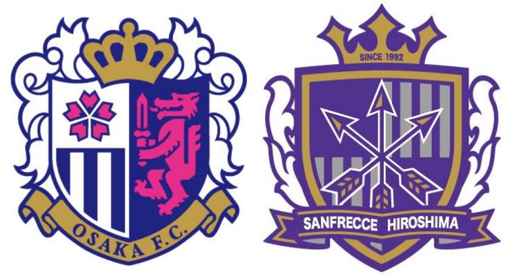 セレッソ大阪VSサンフレッチェ広島Jリーグ第24節