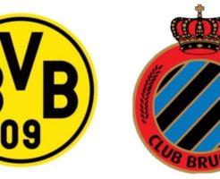 ボルシア・ドルトムントVSクラブ・ブルージュー:CL2018-19 グループステージA組第1節