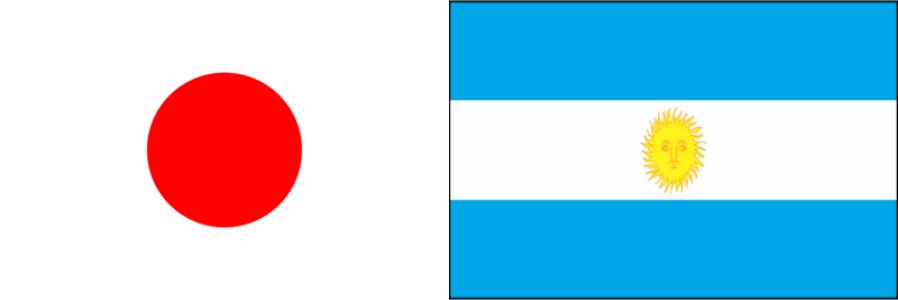日本VSアルゼンチン2018世界バレー女子大会