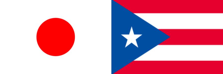 日本VSプエルトリコ:2018世界バレー女子2次ラウンド2戦目