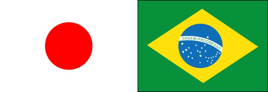 日本VSブラジル!2018世界バレー女子2次ラウンド
