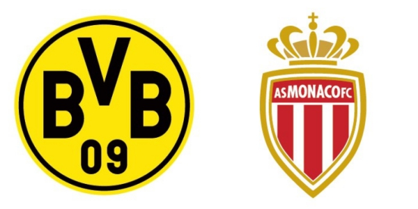 ボルシア・ドルトムントVSASモナコ:チャンピオンズリーググループステージA組