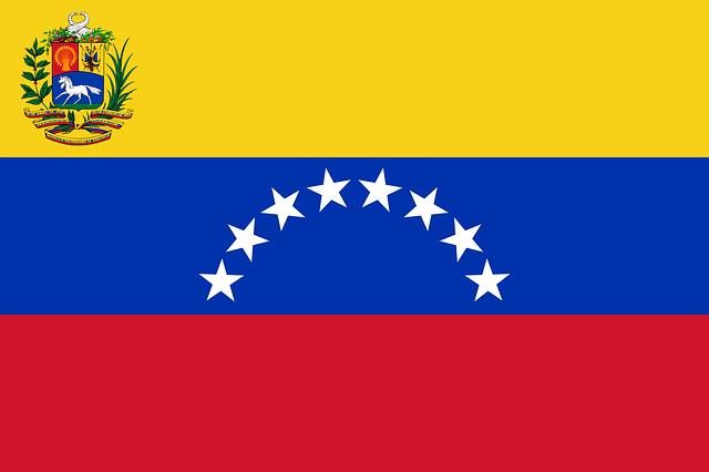 ベネズエラ国旗