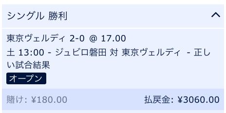 ジュビロ磐田VS東京ヴェルディ:2018J1参入プレーオフ予想