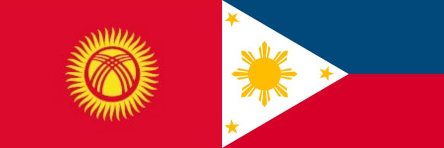キルギスVSフィリピン・アジアカップ2019・グループC組