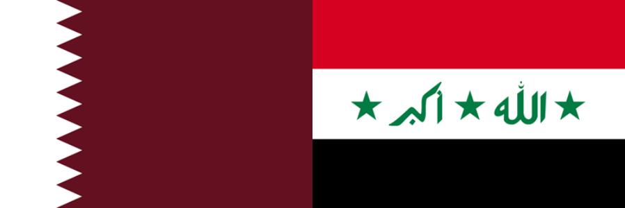 カタールVSイラク・アジアカップ2019・決勝トーナメント1回戦・ラウンド16