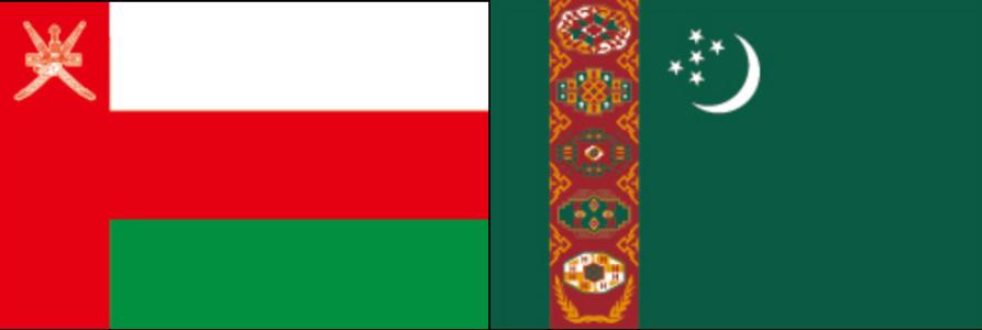 オマーンVSトルクメニスタン・アジアカップ2019・グループF組