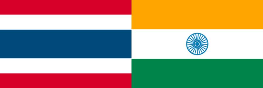 タイVSインド:アジアカップ2019グループA組