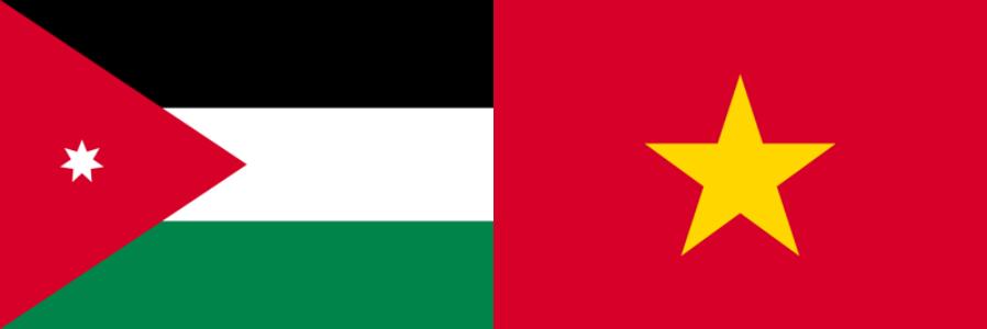 ヨルダンVSベトナム・アジアカップ2019・決勝トーナメント1回戦・ラウンド16