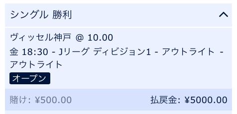 Jリーグ2019・ヴィッセル神戸の優勝を予想!