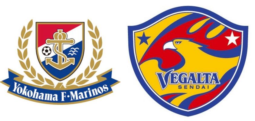 横浜FマリノスVSベガルタ仙台・2019J1リーグ第2節