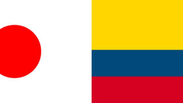 日本代表VSコロンビア:サッカー親善試合:キリンカップ2019