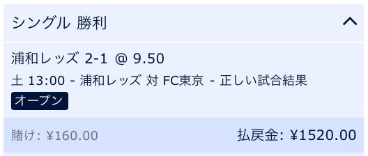 浦和レッズが勝利すると予想・浦和VSFC東京・J1リーグ第5節2019