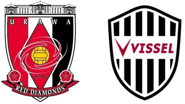 浦和レッドダイヤモンズVSヴィッセル神戸:2019Jリーグ第8節