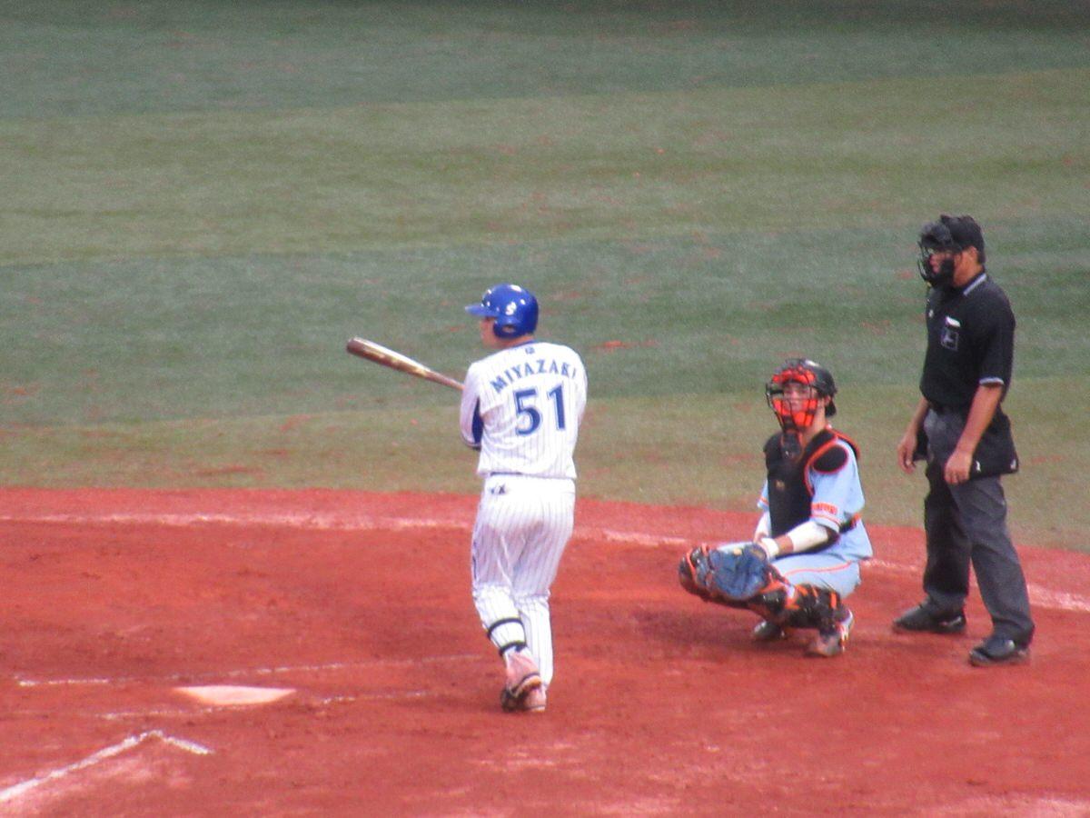 横浜DeNAベイスターズ・宮崎-1