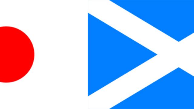 日本VSスコットランド・2019サッカーW杯女子グループステージ第2節