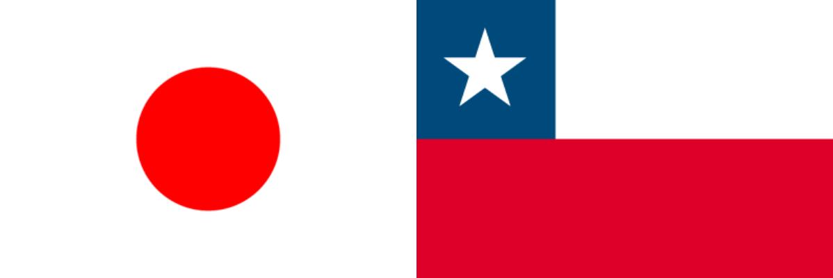 日本VSチリ:2019コパアメリカ・グループステージ第1節C組