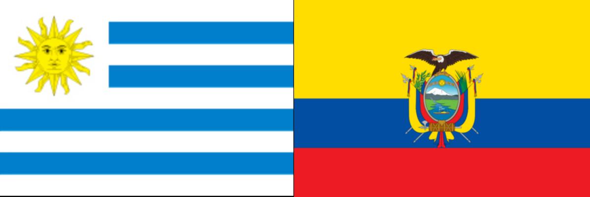 ウルグアイVSエクアドル:2019コパアメリカグループステージ第1節C組