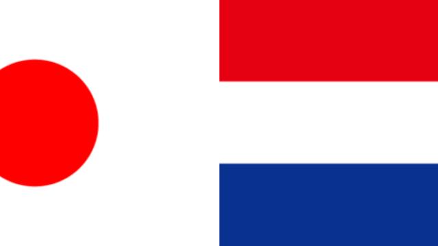 日本VSオランダ・2019女子W杯決勝トーナメント1回戦