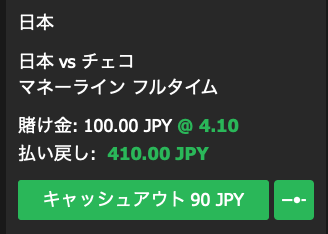 日本対チェコ・日本の勝利を予想