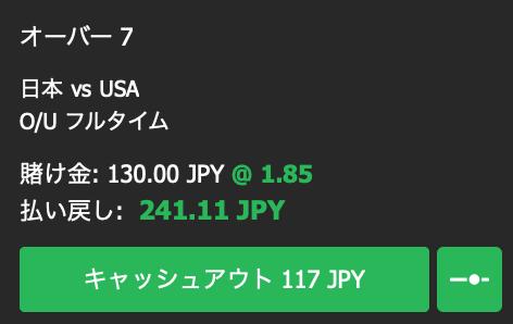 プレミア12日本対アメリカ7点以上になると予想